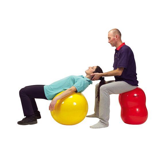 "Ledraplastic Gymnastikrulle ""Gymnic Physio-Roll"" ø 40 cm, Rød, L:65 cm"