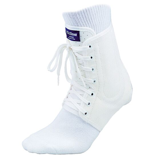 Light Ankle Protectors White