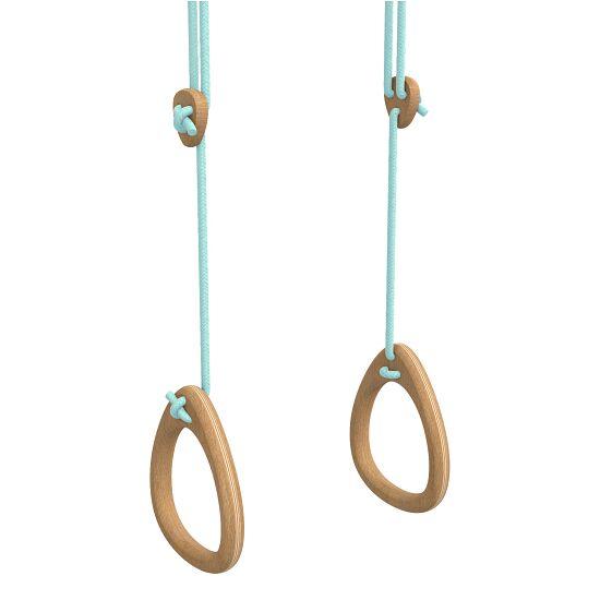 """Lillagunga Indoor-Turnringe """"Rings"""" Mint"""