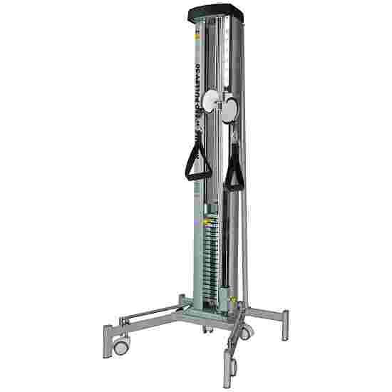 Lojer Doppelseilzug/ Explosionsapparat, fahrbar 50 kg