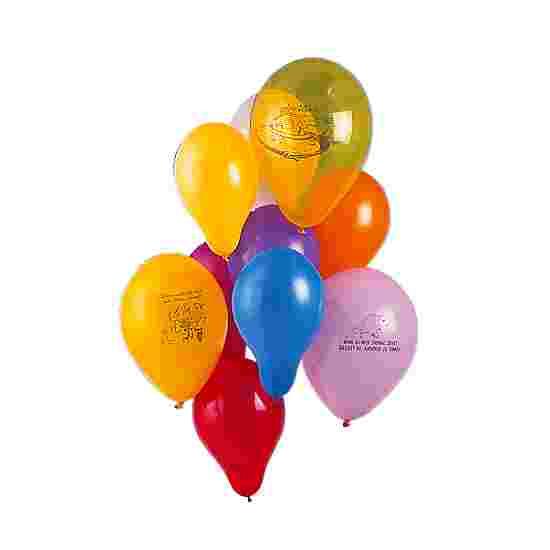 Luftballons Für Gasbefüllung geeignet, ø 23-25 cm