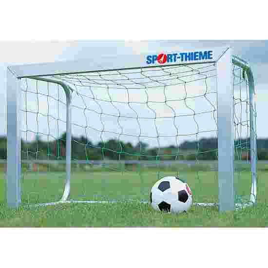 Målnet til mini-mål, Maskestørrelse 10 cm Til mål 2,40x1,60 m, Måldybde 0,70 m, Grøn