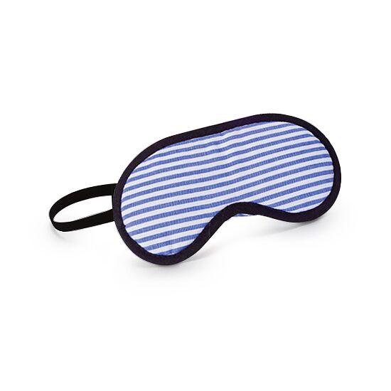 Mørkebriller Til børn: 18x18,5 cm, blå-hvid stribet