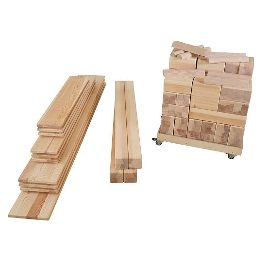 "Møte Fritid Nursery & School ""Boards & Maxi Blocks"" Exercise Course Elements"