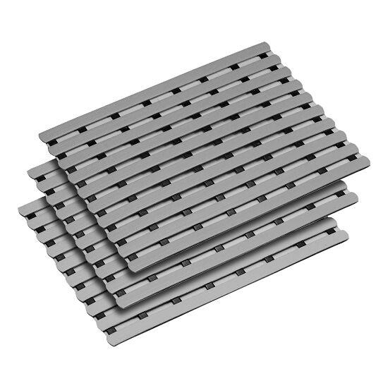 Made-to-Measure Pool Floor Mats 60 cm, Grey