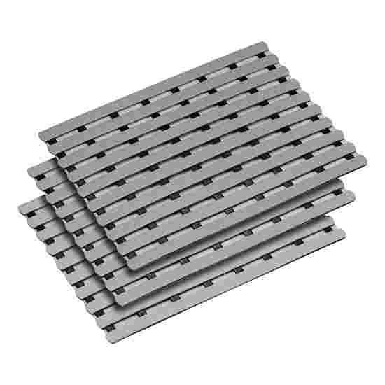 Made-to-Measure Pool Floor Mats 60 cm, Grey
