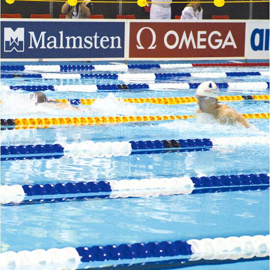 "Malmsten ""Classic Racing Lane Line"" Competition Swimming Line 25 m"
