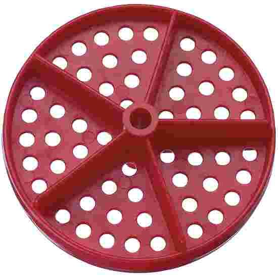 Malmsten Lochscheibe für Schwimmleine Classic oder Gold Rot