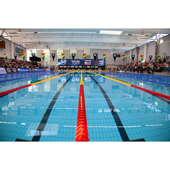 "Malmsten Wettkampfleine ""Competitor Gold Pro"" 25 m"