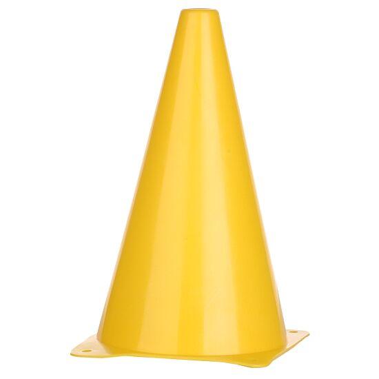Marking Cone 13x13x23 cm, Yellow