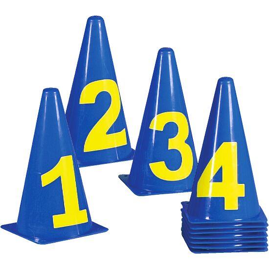 Marking Cones Numbers 0–10