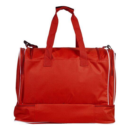 """Masita® Sporttasche """"Brasil"""" mit Bodenfach Junior = 50x39x31 cm, Rot-Weiß"""
