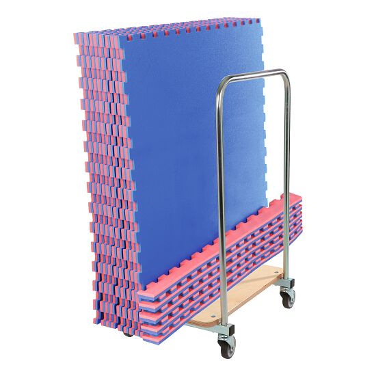 Mat Set with Trolley