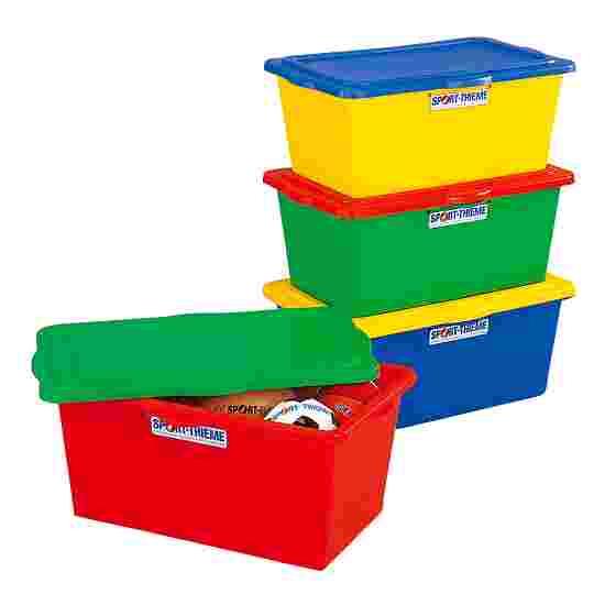 Materiale-kasse, sæt med 4 stk.