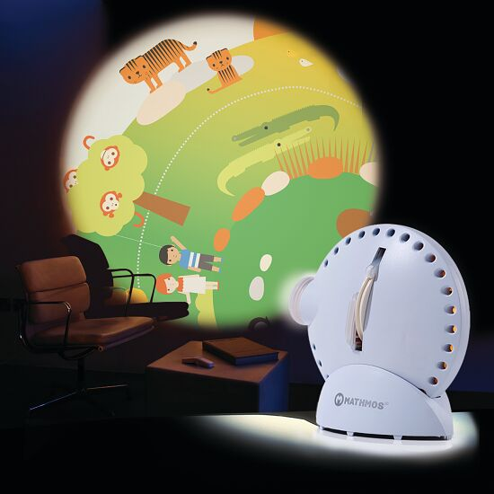 Mathmos Space Projector White