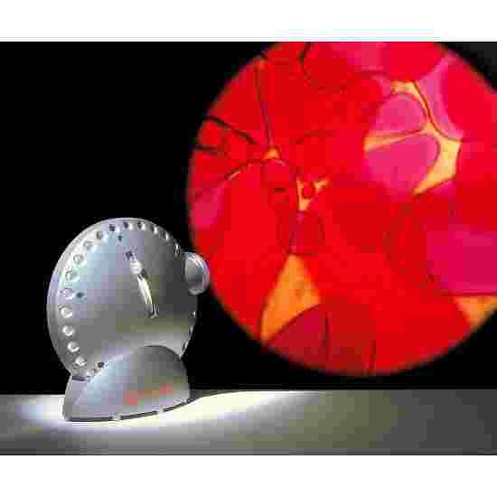 Mathmos Space Projector Silver