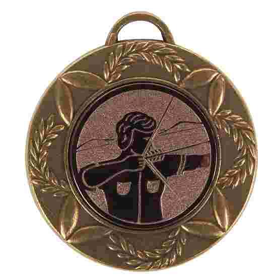"Medaille ""Elegant"", ø 40 mm Bronze"