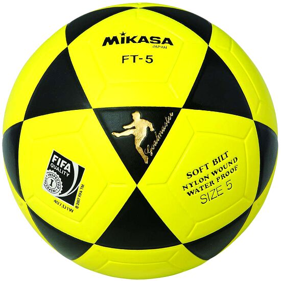 "Mikasa® ""FT-5 BKY"" Footvolley Ball"