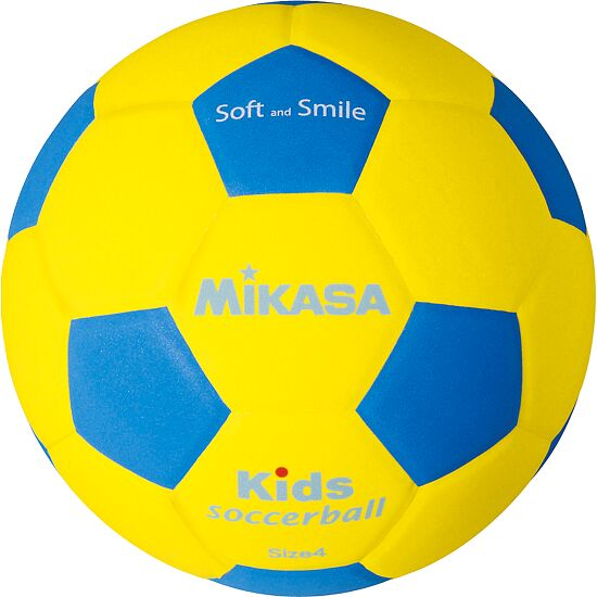 "Mikasa® Soccerball ""SF4 Kids"""