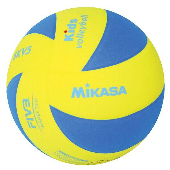 """Mikasa® Volleyball """"SKV5 Kids"""" Gelb-Blau"""
