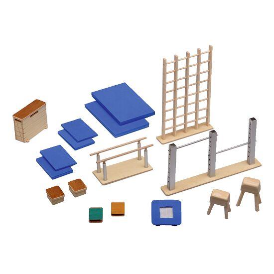 Miniature gymnastik-hal - Udvidelsessæt