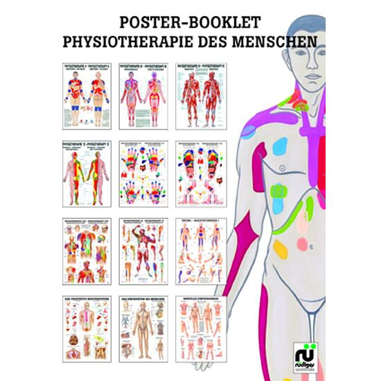 Miniposter-Booklet Physiotherapie