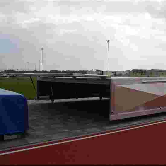 Mobile Cover for High Jump Mats 400x250x50 cm