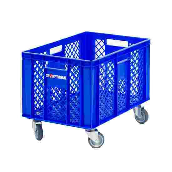 Mobile Storage Basket 60x40x42 cm