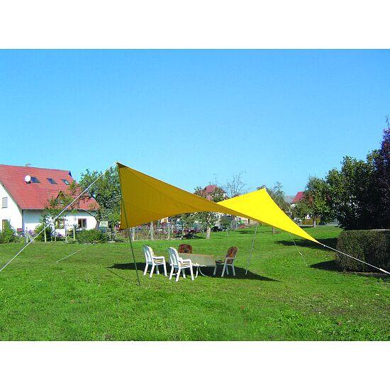 "Mobiles Sonnensegel ""Solair Top"" Natur, 325x325 cm"