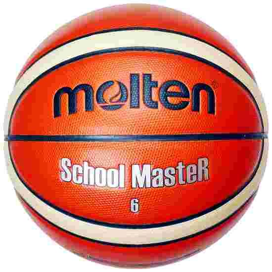 """Molten Basketball  """"School Master"""" Größe 6"""