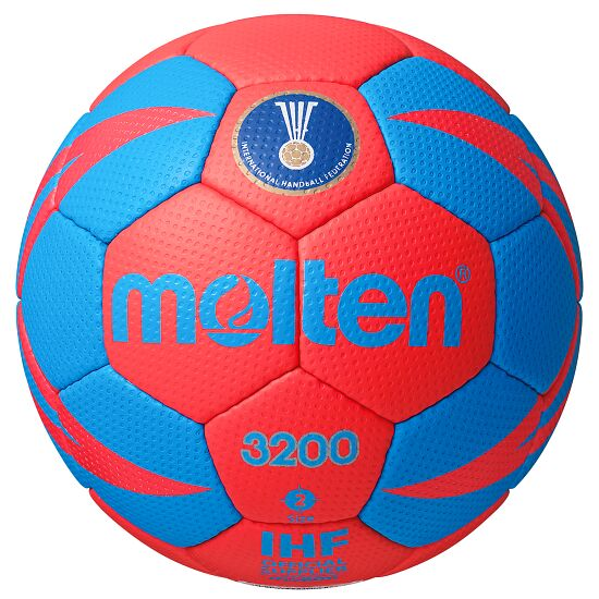 """Molten® Handball """"HX3200"""" Größe 2"""