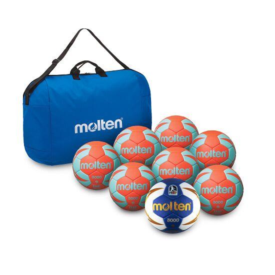 Molten® Handball-Set Bundesliga Größe 2