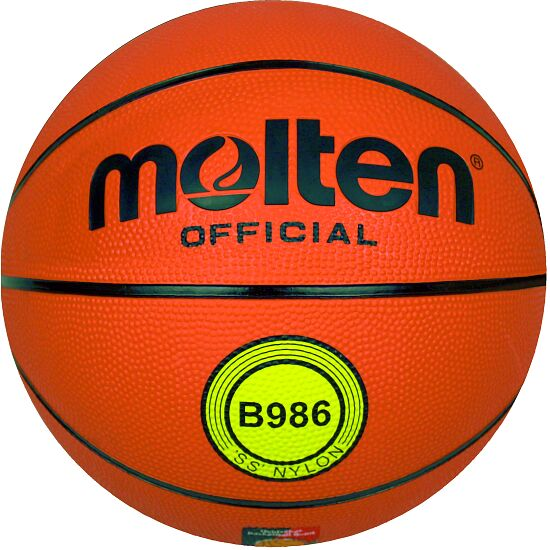 "Molten® ""Series B900"" Basketball B986: size 6"