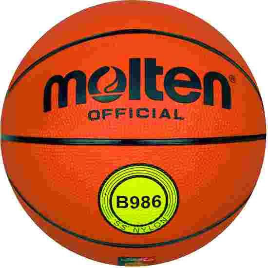 "Molten ""Series B900"" Basketball B986: size 6"