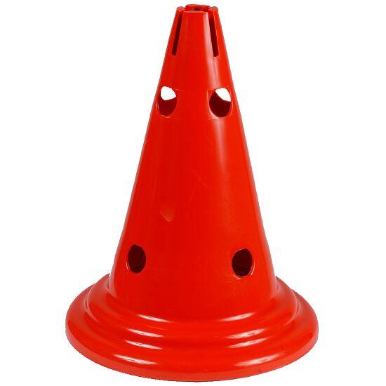 Multi-Purpose Cone Red, 30 cm, 8 holes