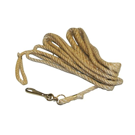 Natural Hemp Skipping Rope 5 m