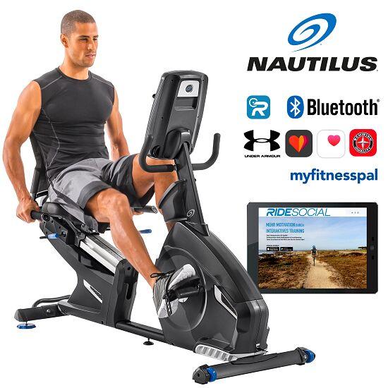 """Nautilus """"R628"""" Recumbent Ergometer Exercise Bike"""