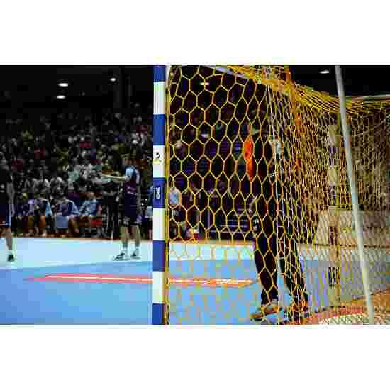 Net til legeplads-/håndboldmål Gul