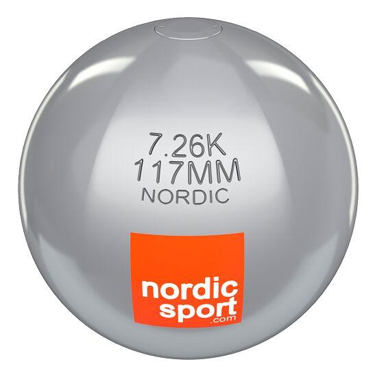 Nordic Wettkampf-Stoßkugel 7,26 kg