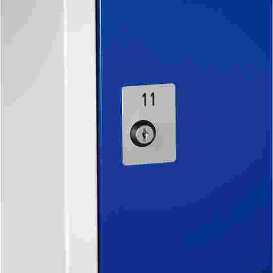 Number Plate for Cylinder Lock