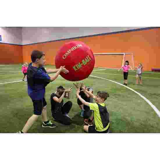 "Omnikin ""Outdoor"" Kin-Ball ø 84 cm, red"