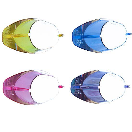 Original Malmsten-Schwedenbrille Jewel Collection Zitrin – Hellgelb