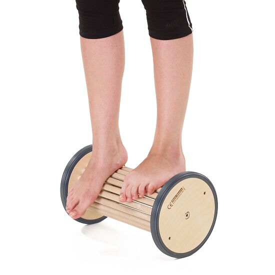 Pedalo Bjørnetromle Pedasan Hjul ø 22 cm