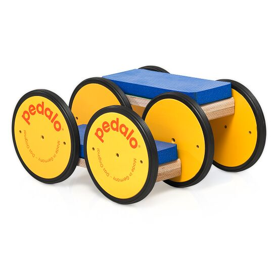 Pedalo® Classic   Sorte hjul