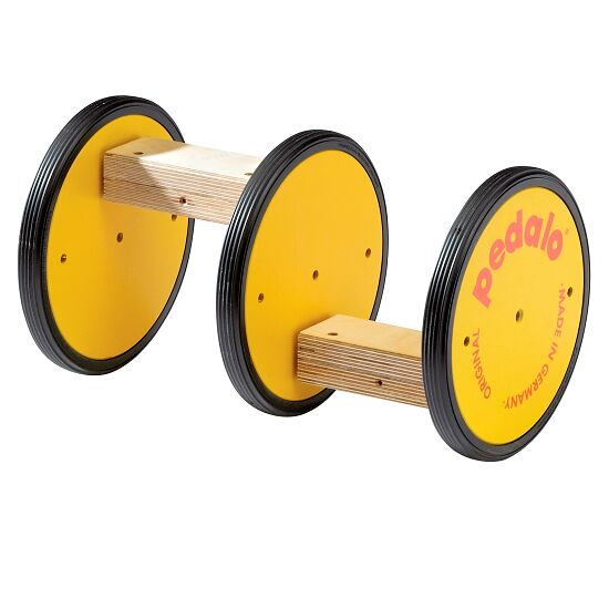 Pedalo® Sport  Sorte hjul