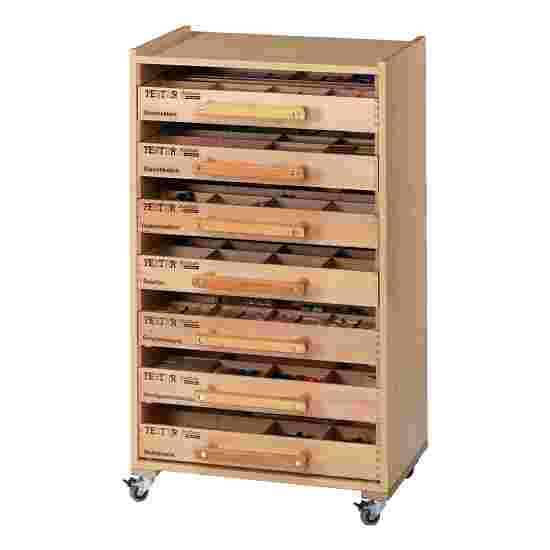 Pertra Shelved Trolley