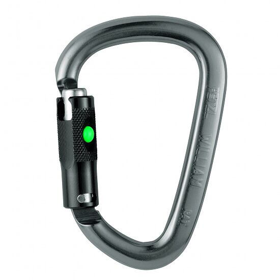 "Petzl® Karabiner ""William Ball Lock"""