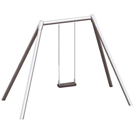Playparc Einfachschaukel Metall Aufhängehöhe 220 cm