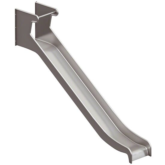 Playparc Metallrutsche gerade Podesthöhe 200 cm
