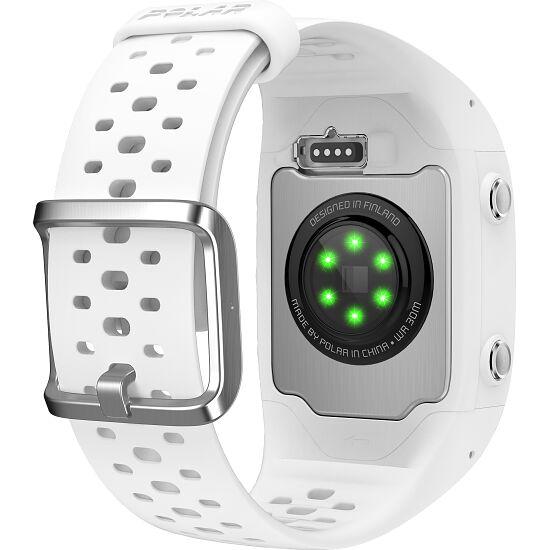 """Polar® GPS Herzfrequenzmesser """"M430"""" Weiß, M/L"""